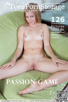 TeenPornStorage - Milana - Passion Game