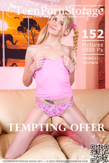 TeenPornStorage - Deyneris - Tempting Offer