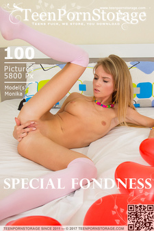 Teen Porn Storage - Monika - Special Fondness