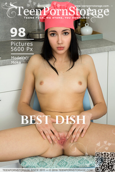 TeenPornStorage - Moka - Best Dish