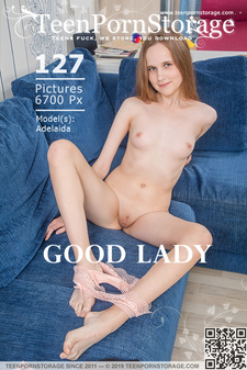 TeenPornStorage - Adelaida - Good Lady