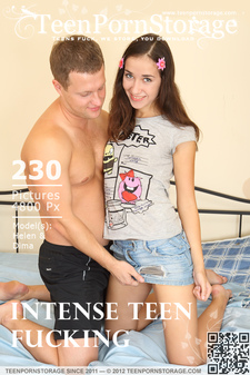 TeenPornStorage - Helen & Dima - Intense Teen Fucking